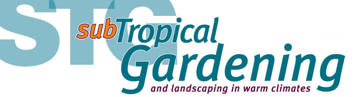 subTropical Gardening and landscaping in warm climates