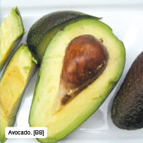 Avocado. [BB]